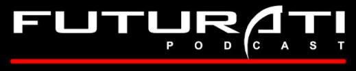 Futurati Podcast logo